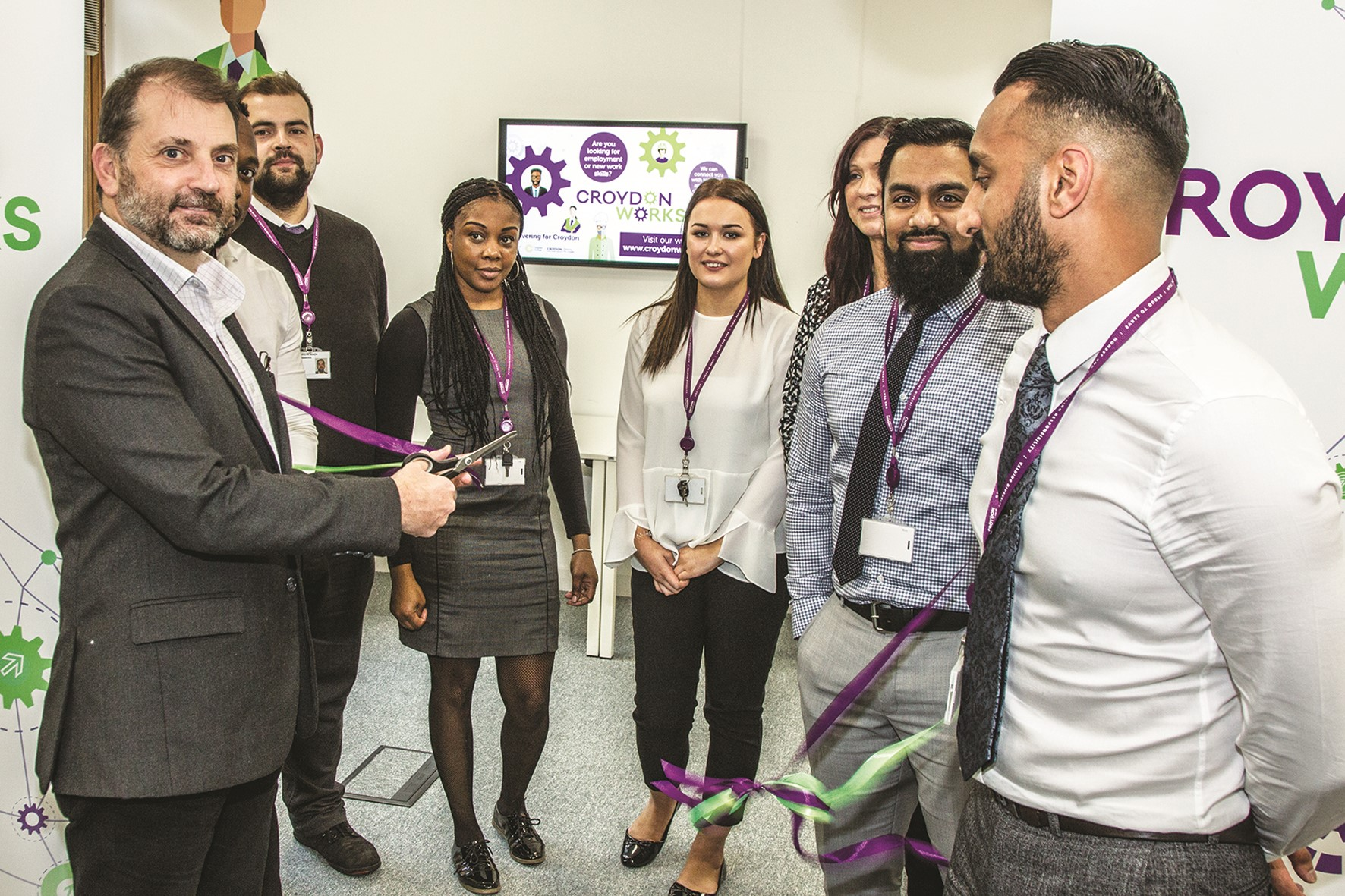 More help for job seekers as Croydon Works moves into new office