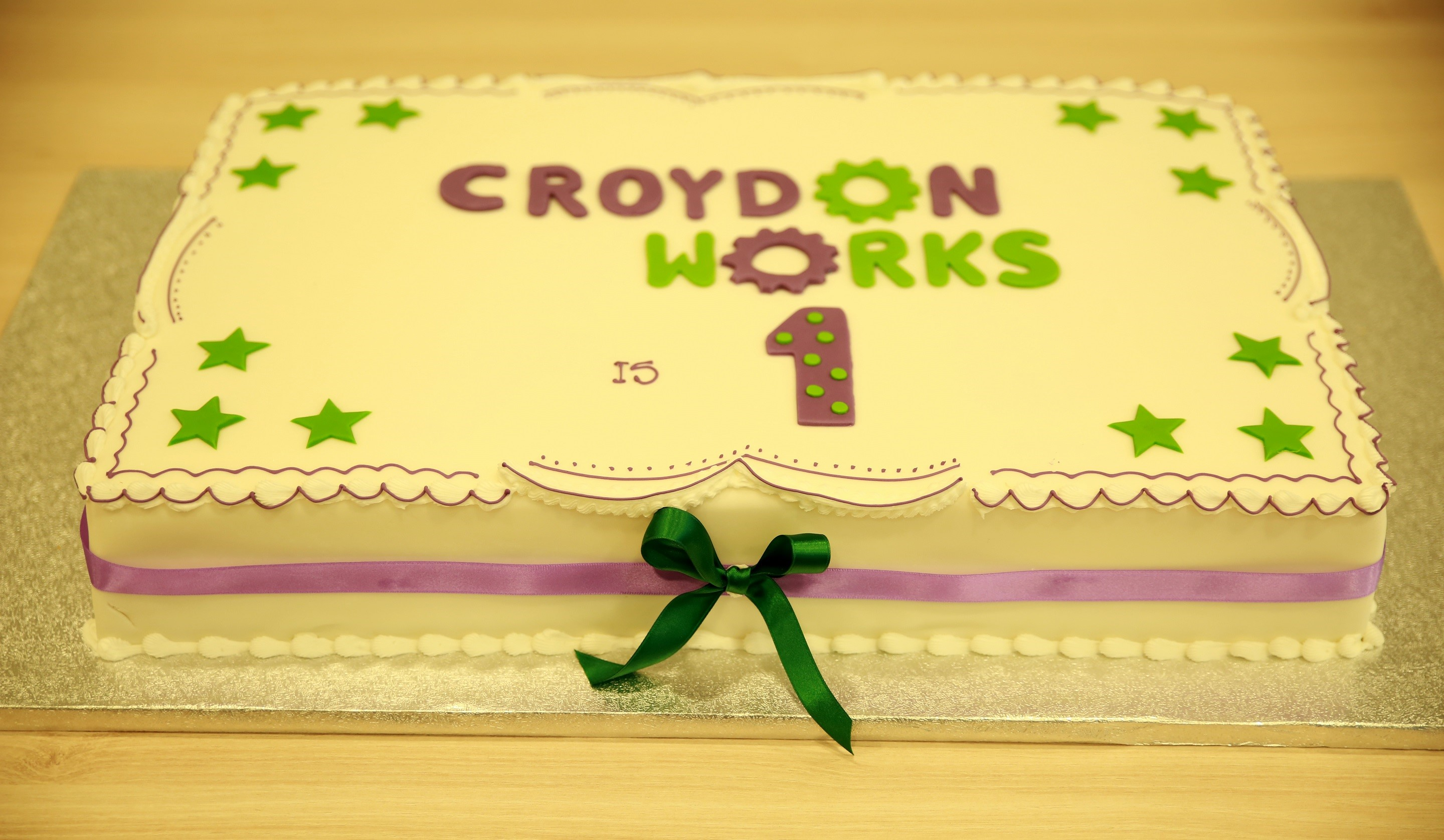Croydon Works celebrates a successful first year