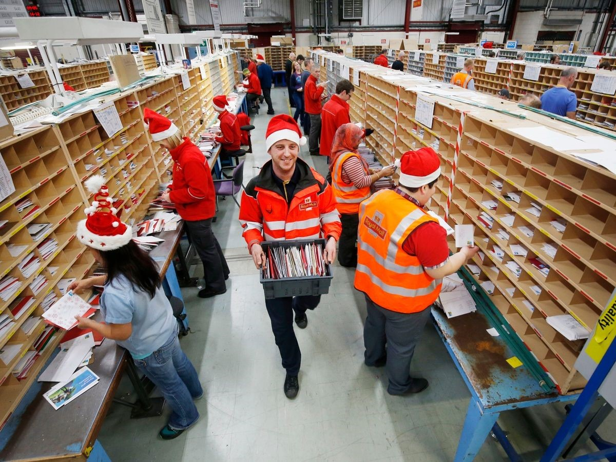 APPLICATIONS CLOSED: Christmas is coming.. Royal Mail Temporary Job Opportunities!