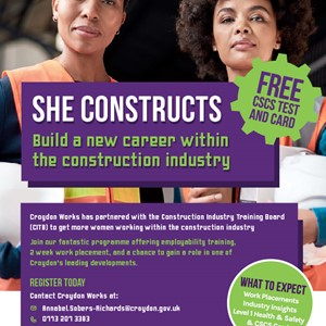 'She Constructs' Info Session!